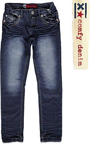Blue Rebel Jungen Jogg Jeans Groove Indigo wash, Blau, Größe 158