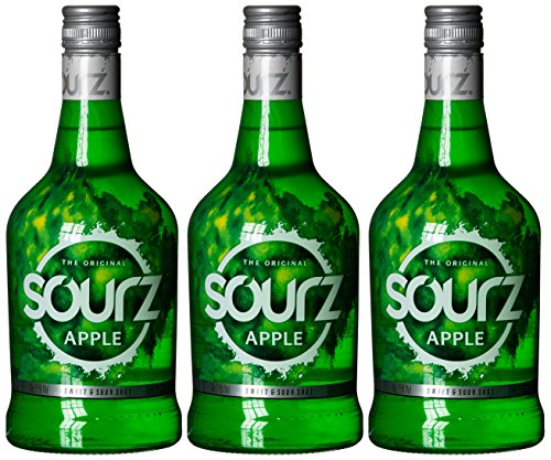 Sourz Apple (3 x 0.7 l)