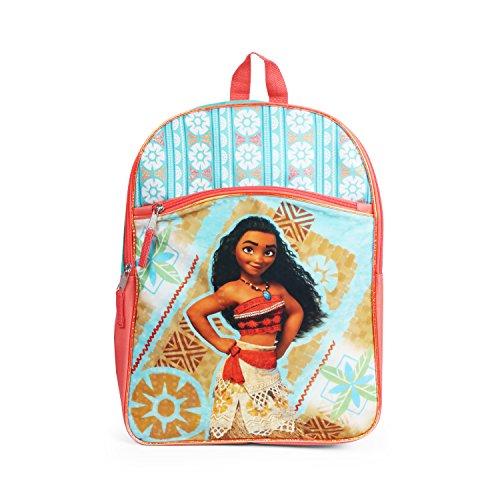 Moana 16' inch Blue Backpack School Bag