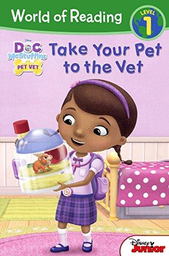 DOC MCSTUFFINS BOUND FOR SCHOO (Doc Mcstuffins Pet Vet, Level 1)