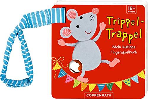 Trippel-Trappel: Mein lustiges Fingerspiel-Buggybuch