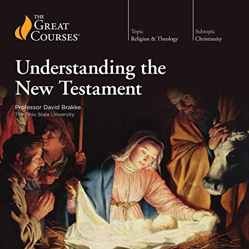 Understanding the New Testament audiobook cover art