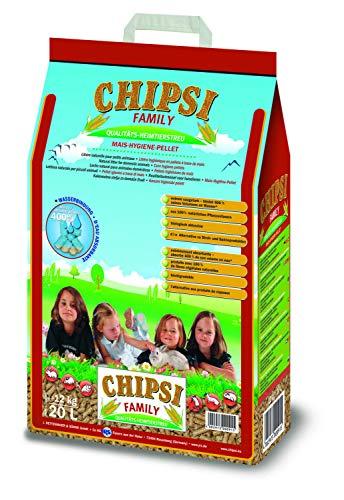 Chipsi Family Einstreu für Kleintiere 20l-12kg