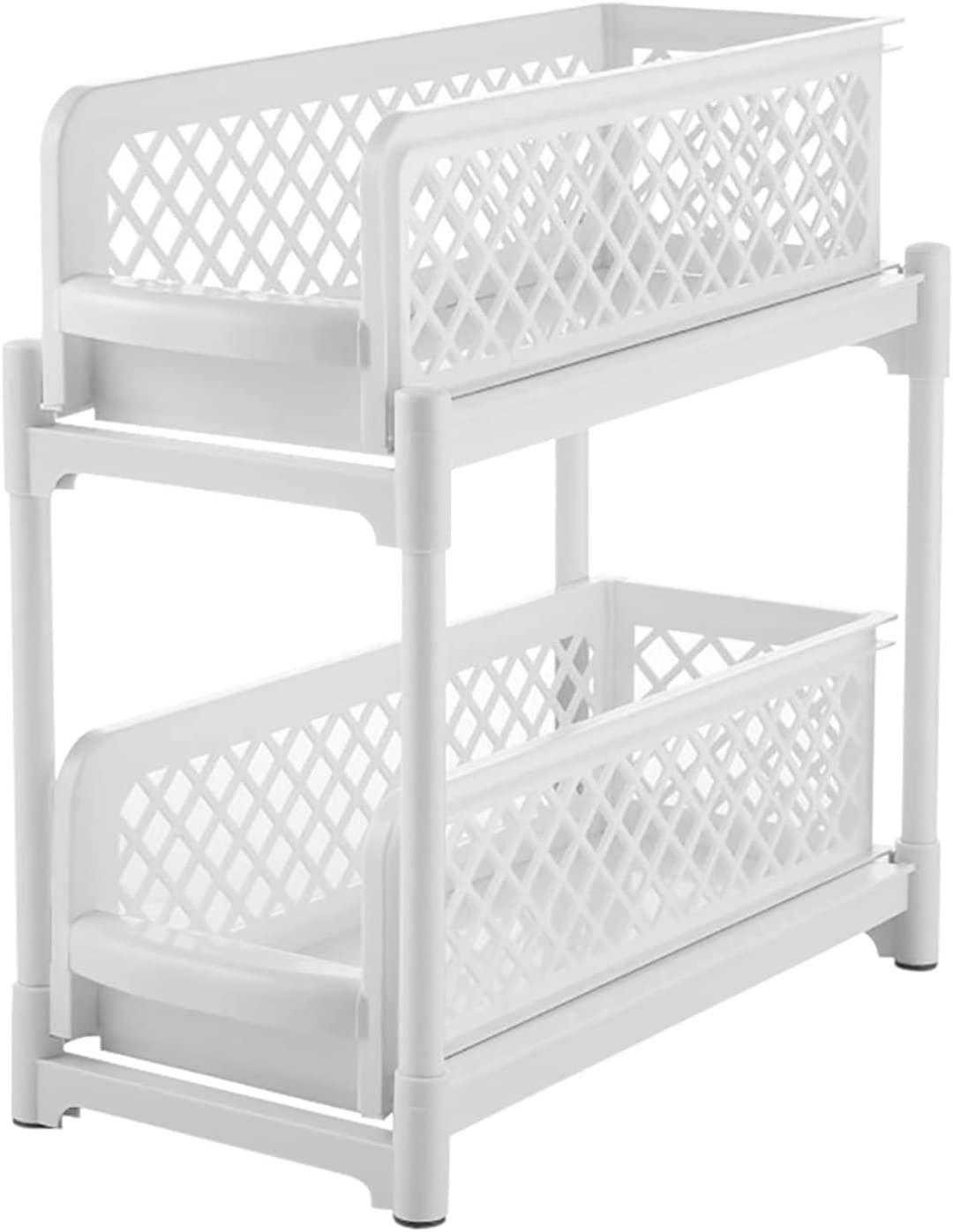 Spice Racks Basket Drawer Space Ranking TOP13 Saving Fresno Mall Baske Pull-out Removable