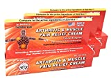 10. Dr. Sheffield's THERMA-RUB Arthritis and Muscle Pain Relief Cream Rub (3-Pack)