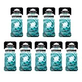 Listerine Ready! Tabs Chewable Tablets with Clean Mint Flavor, Revolutionary 4-Hour Fresh Breath Tablets to Help Fight Bad Breath On-the-Go, Sugar-Free & Alcohol-Free, 72 CT