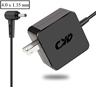 CYD 65W PowerFast Replacement for Laptop-Charger Asus Vivobook Ux330ua-Ah54 F556ua-Ab54 F556ua-Ab32 Ux360ca Q524u Q524uq Ux303ub X556uq Q304 Ux303ua Ux310ua, Extra 8.2ft DC Adapter Cable