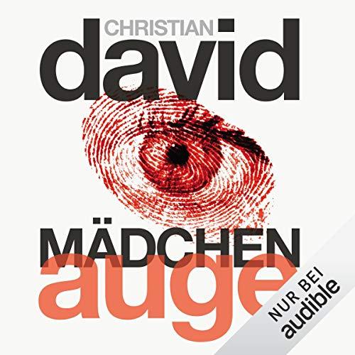 Mädchenauge audiobook cover art