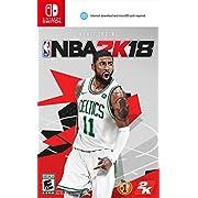 NBA 2K18 Standard Edition - Nintendo Switch