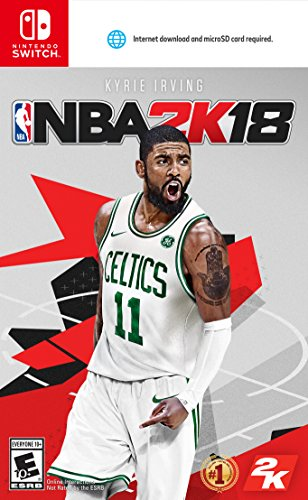 NBA 2K18 Standard Edition – Nintendo Switch