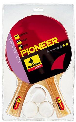 Tischtennis Schläger-Set Pioneer ** Star