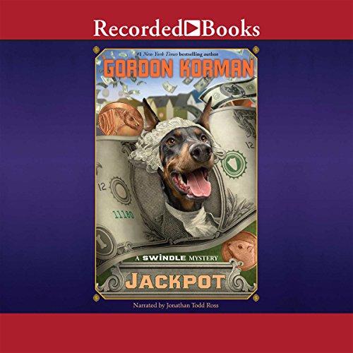 Jackpot audiobook cover art