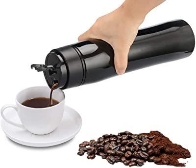 Amazon.com: Cafetiere French Press Coffee Maker by VeoHome ...