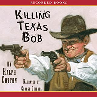Killing Texas Bob cover art