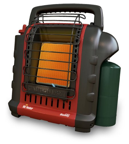 Mr. Heater Buddy 4,000-9,000-BTU Portable Propane Radiant Heater