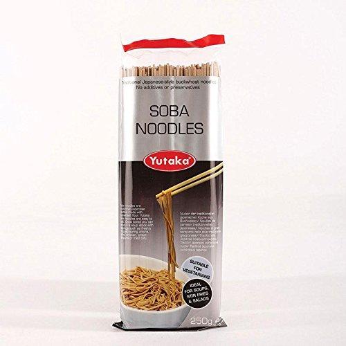 Yutaka | Soba Noodles | 10 x 250G