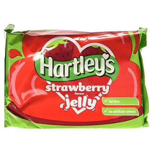 Hartleys Strawberry Jelly 135G