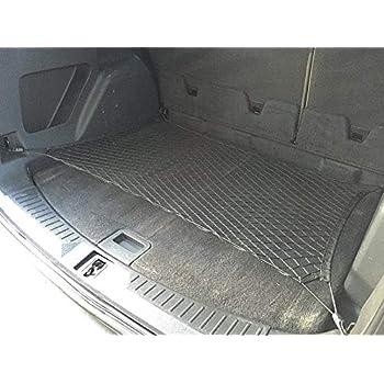 Cargo Net Nylon Rear Trunk for 2007-2017 Ford Explorer Fiesta Focus Taurus Black by Kaungka