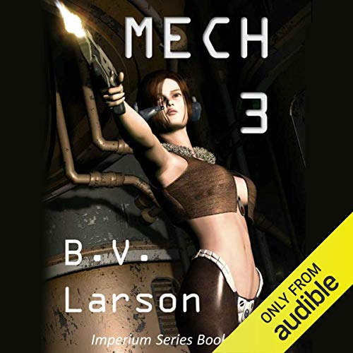 Mech 3: The Empress audiobook cover art