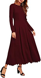 Best high waist long dress Reviews