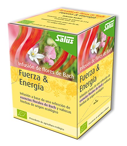 Salus Infusion Flores Bach Fuerza Y Energia 15Sbrs. 200 g