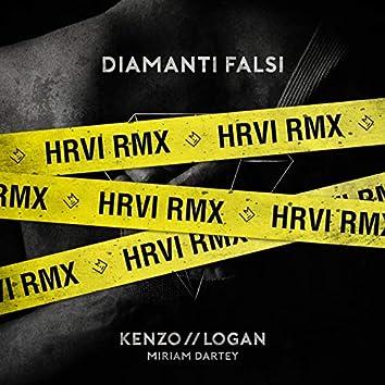 Diamanti Falsi (feat. Kenzo, Logan, Miriam Dartey) [Hrvi Rmx]
