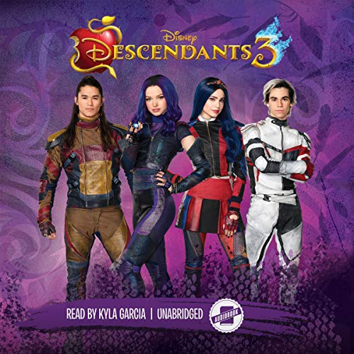 Page de couverture de Descendants 3