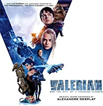 Valerian & The City Of A Thousand Planets Original Soundtrack