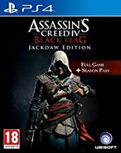 Assassins Creed 4 Black flag Jackdaw Edition (PS4)