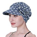 Gorros de Sol para Mujeres Chemo Sombrero de Verano para Pacientes con cáncer Cumpleaños para Mujeres con cáncer
