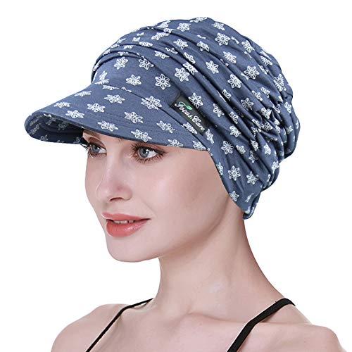 FocusCare Chapeaux de Soleil pour Femmes Chemo Chapeaux d'été pour Les Patients cancéreux Anniversaire pour Les Femmes atteintes de Cancer