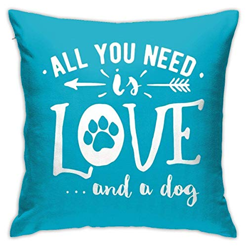 PageHar Pillowcase,All Cute Dog Cushion Case Comfortable Throw Cushion Case Family Easter Gifts,45X45cm