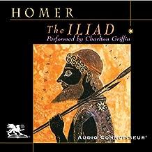 richmond lattimore iliad audiobook
