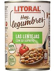 Litoral - Lentejas de la Abuela -Pack de 15 x 440 g
