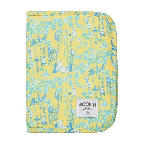 MOOMIN BABY ムーミンベビー 母子手帳ケース ファミリーガーデン イエロー NZMB001085200