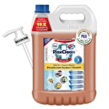 PaxClean All-in-One Extra Strong Disinfectant Surface Cleaner (Sweet Sandalwood), 5L