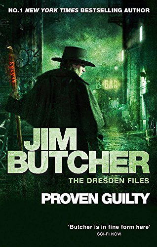Proven Guilty: The Dresden Files, Book Eight: 8