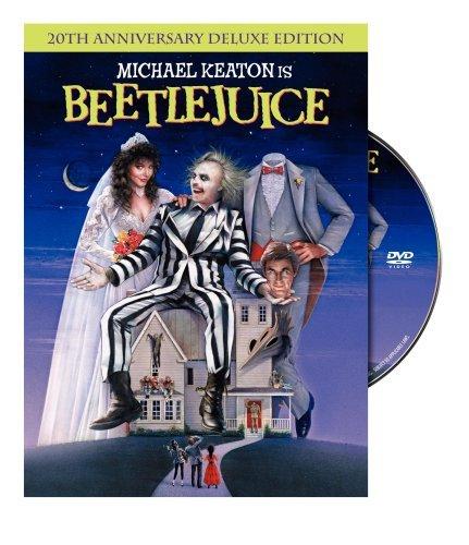 Beetlejuice (20th Anniversary Deluxe Edition) (2008) Alec Baldwin (Actor), Geena Davis (Actor), Tim Burton (Director) | Rated: PG | Format: DVD