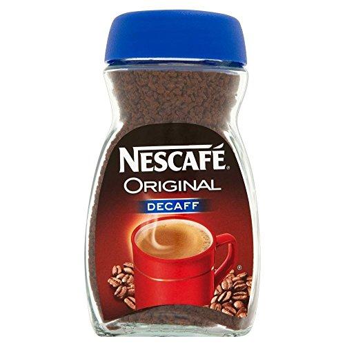 Nescafe Original Decaffeinated Coffee (100g)