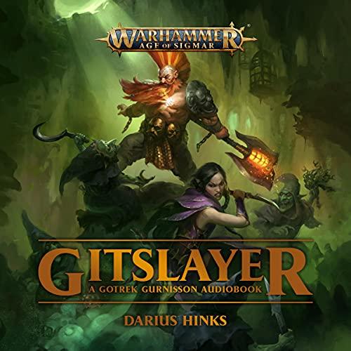Gitslayer cover art