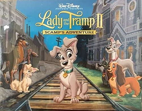 Lady And The Tramp 2 Scamp S Adventure Buy Online In Gibraltar At Desertcart