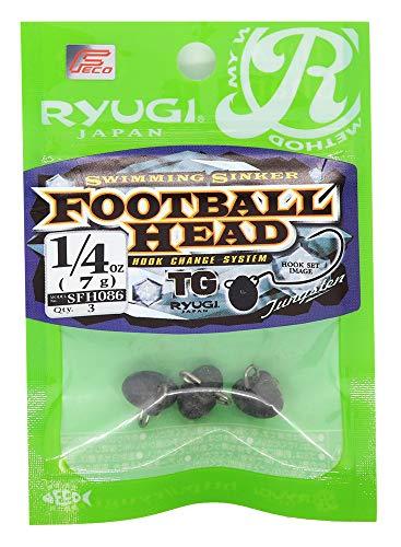 RYUGI(リューギ) フットボールヘッドTG 1/4oz 7g. SFH086