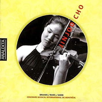 Brahms / Ravel / Good