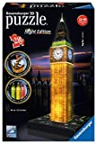 Ravensburger - Puzzle 3D - Building - Big Ben illumin - 12588