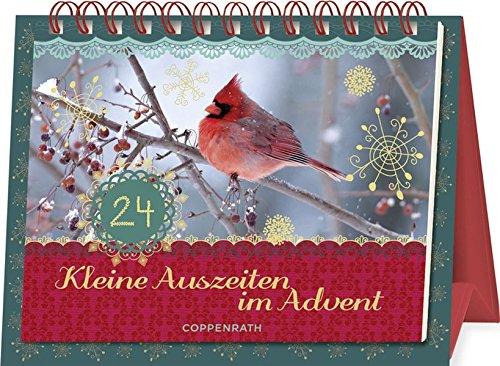 24 kleine Auszeiten im Advent. Großer Tisch-Adventskalender