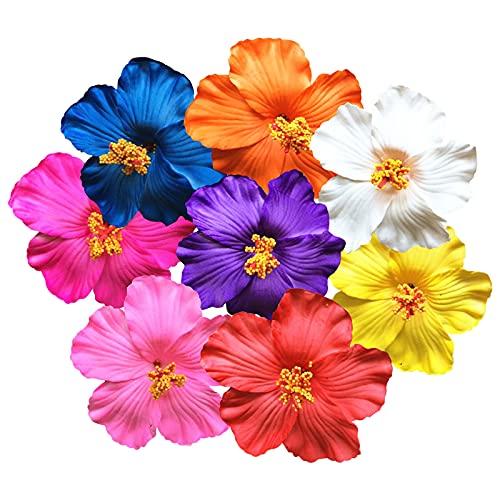 24 Pinzas de flores 1,7 pulgadas Clips de Pelo de Flor pinzas...