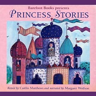 Princess Stories cover art