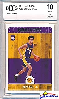 Best lonzo ball rookie card Reviews