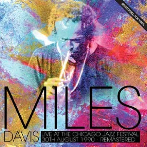 Davis,Miles: Live at the Chicago Jazz Festival 1990 [Vinyl LP] (Vinyl (Live))
