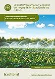 Programación y control del riego y la fertilización de los cultivos. AGAU0208 - Gestión de la producción agrícola